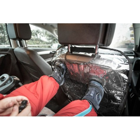 Ochrana na sedadla v autě
