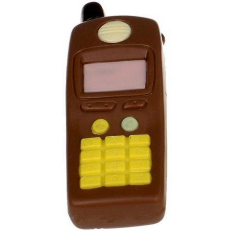 Čokoládový telefon