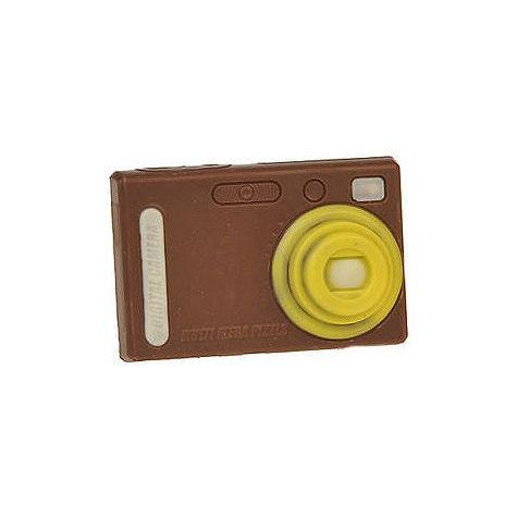 Čokoládový fotoaparát