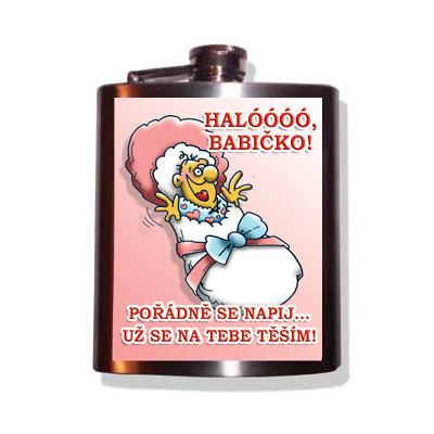 Butylka - Babičko, napij se