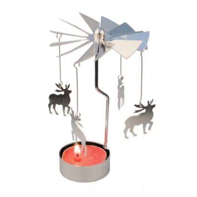Kolotoč na čajovou svíčku - Sob