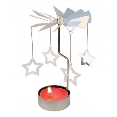 Kolotoč na čajovou svíčku - Hvězdy