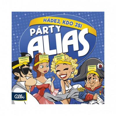 Albi Párty Alias: Hádej, kdo jsi