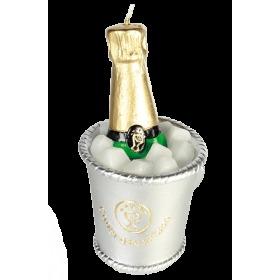 Svíčka - Šampaňské