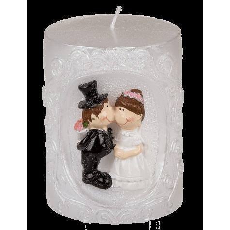 Svíčka - Novomanželé