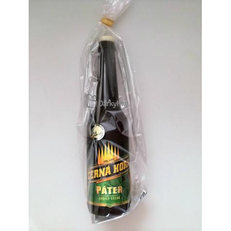 Čokoládová Pivní láhev - hořká