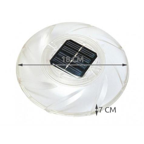 Bestway 58111 solární lampa světlo do bazénu 18 cm