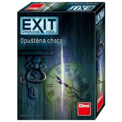 Dino Exit Úniková hra: Opuštěná chata