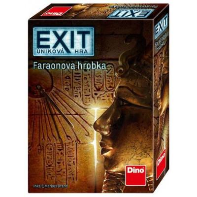 Dino Exit Úniková hra: Faraonova hrobka