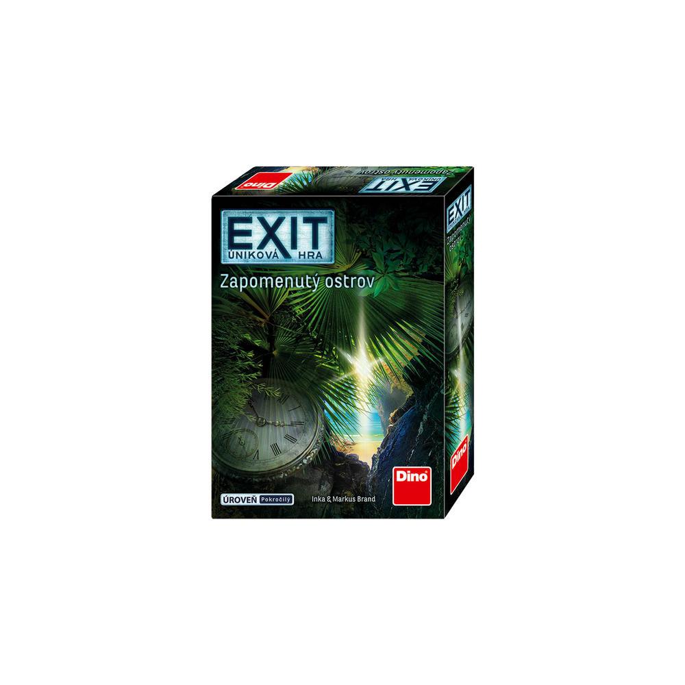 Dino Exit Úniková hra: Zapomenutý ostrov
