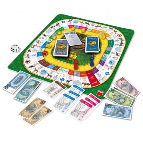 Dino Dostihy a sázky rodinná hra