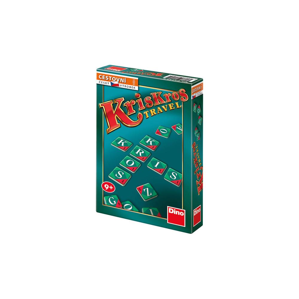 Dino Kris kros travel cestovní hra