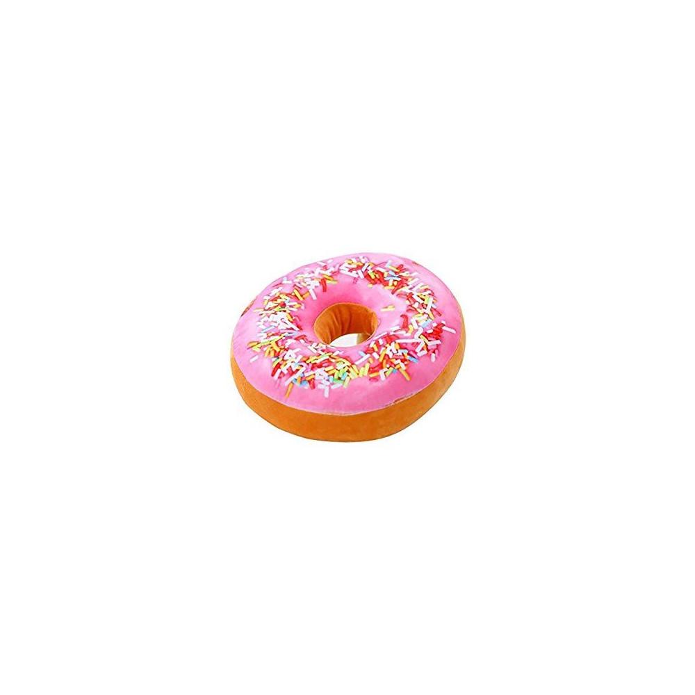 Polštář Donut - růžový