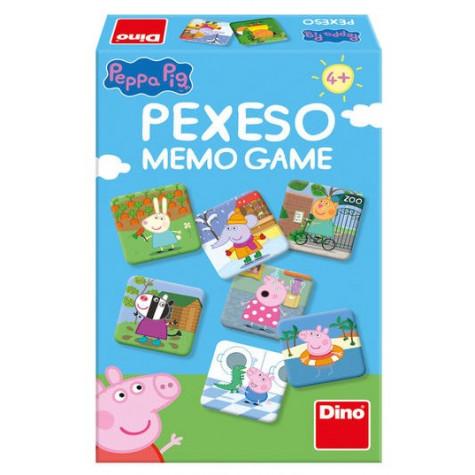 Dino Peppa Pig Prasátko Pepina pexeso