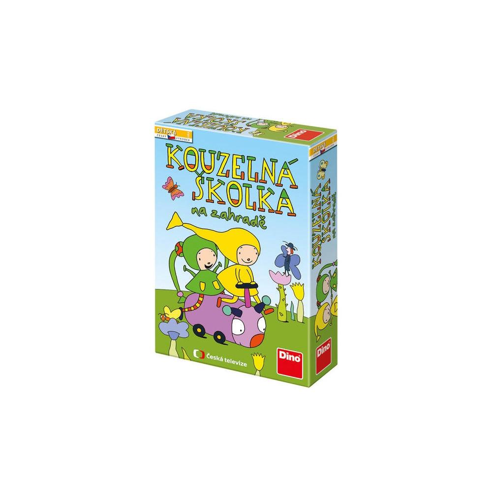 Dino Kouzelná školka na zahradě dětská hra