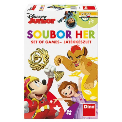 Dino Soubor her Disney junior dětská hra