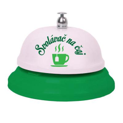 Stolní zvonek - Svolávač na čaj