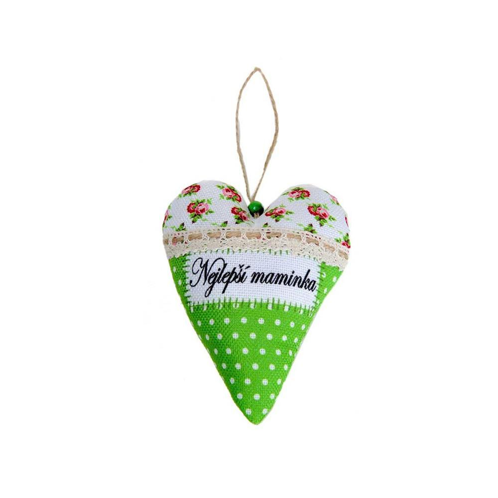Levandulové srdíčko - Nejlepší maminka