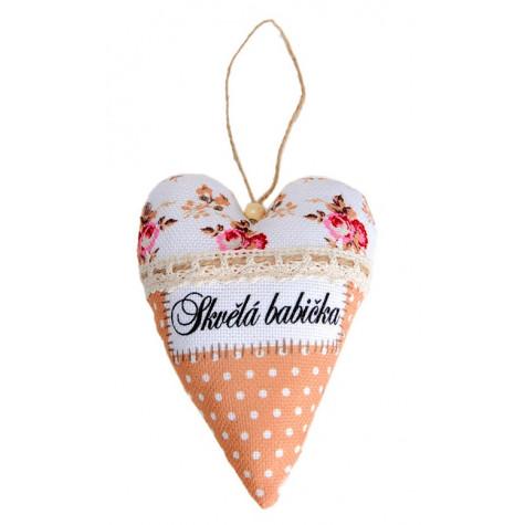 Levandulové srdíčko - Skvělá babička