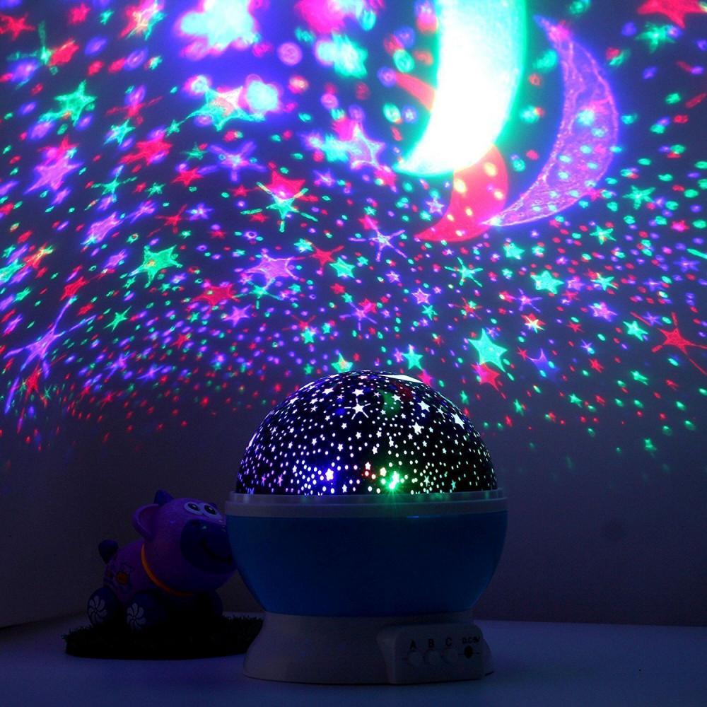 Projektor noční oblohy - deluxe