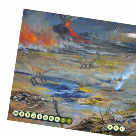 Albi Kouzelné čtení - Kniha Dinosauři