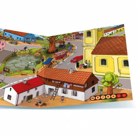 Albi Kouzelné čtení - Kniha Můj svět