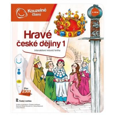 Albi Kouzelné čtení - Kniha Hravé české dějiny 1