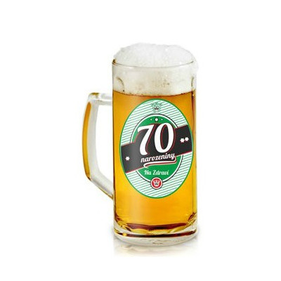 Půllitr - 70. narozeniny