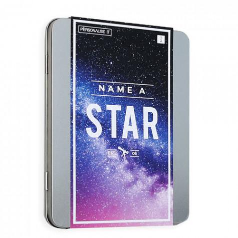 Daruj hvězdu - pojmenujte si hvězdu