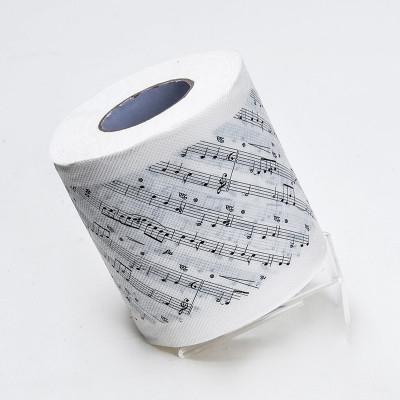 Toaletní papír Noty