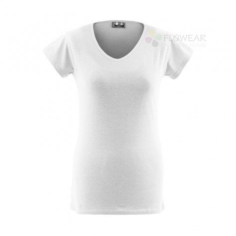 Tričko dámské - His Queen - bílé
