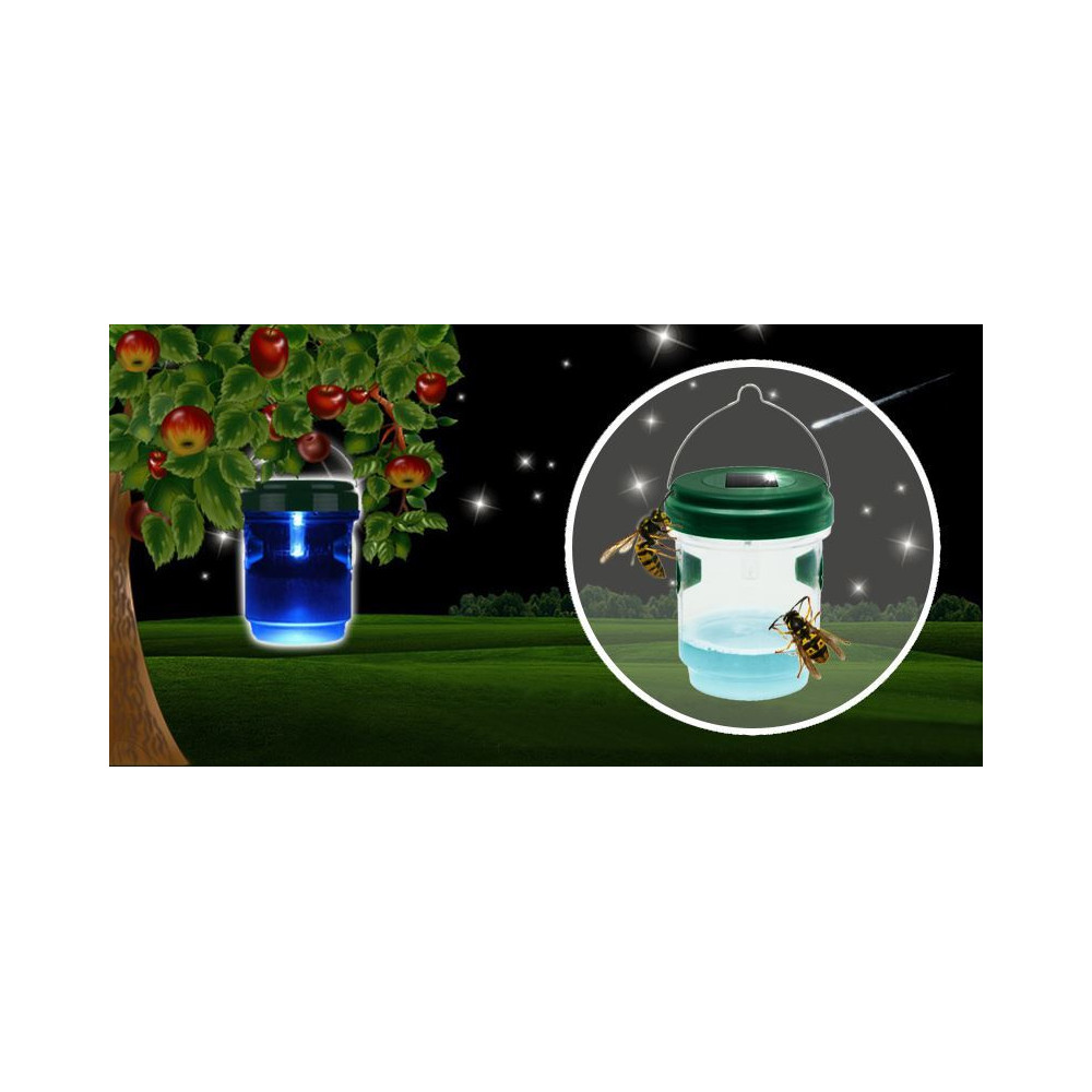 Solární lapač hmyzu