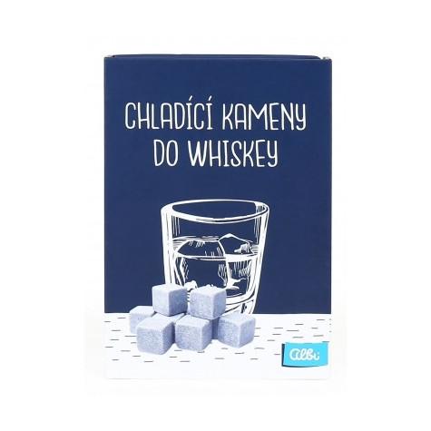 Chladící kameny do whisky