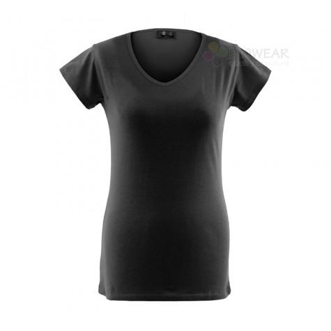 Tričko dámské - Jsem anděl - černé