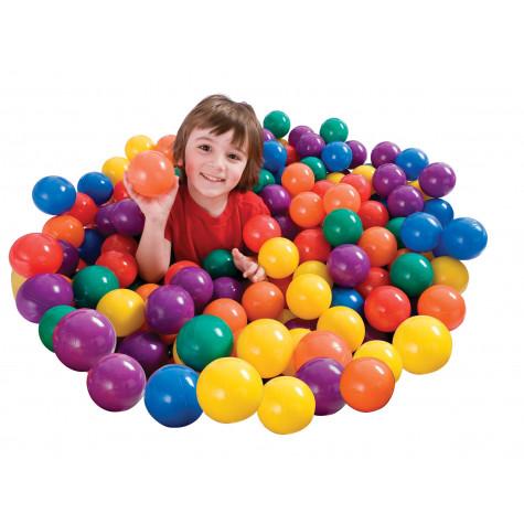 Intex 49600 Míčky do hracích koutů 8cm barevný 100ks v tašce