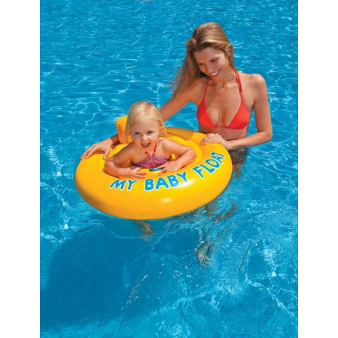 Intex Baby kruh nafukovací 70cm (6-12m)