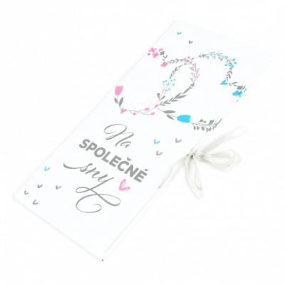 Svatební dárková krabička