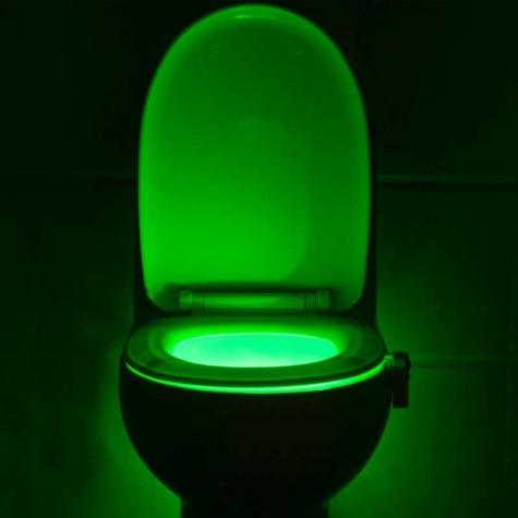 WC světlo do záchodu