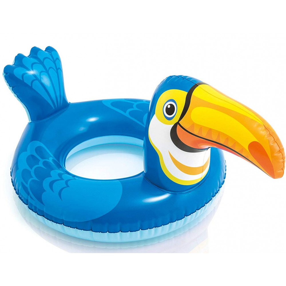 Intex 58221 Kruh nafukovací zvířátko - tukan
