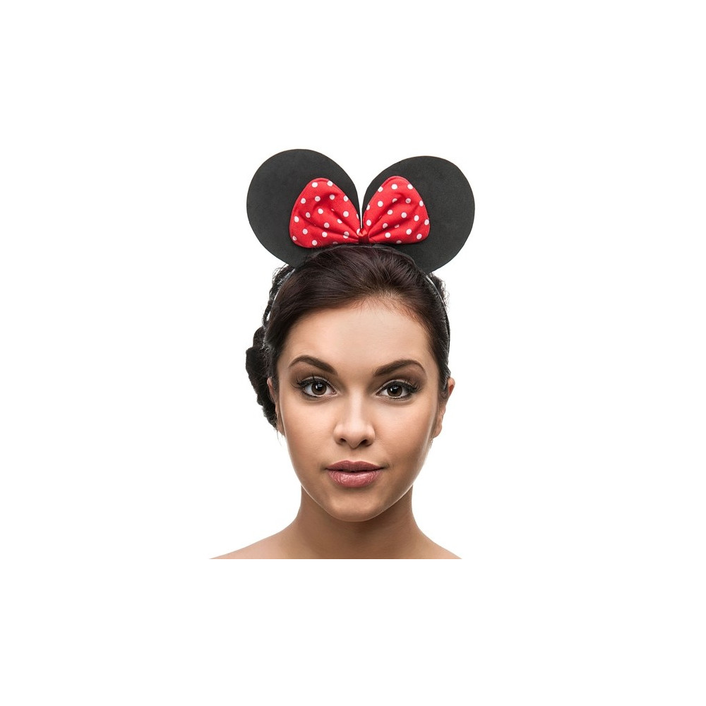 Čelenka - Minnie Mouse