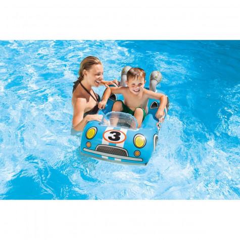 Intex 59380 Člun dětský nafukovací veselý - formule