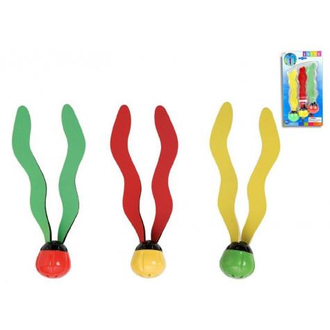 Intex 55503 Zábavné míčky pro potápění do vody 3 ks