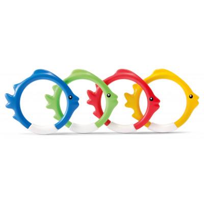 Intex 55507 Zábavné kroužky ryby pro potápění ve vodě