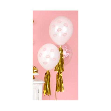 Balónky Bride to Be 6 ks - růžový