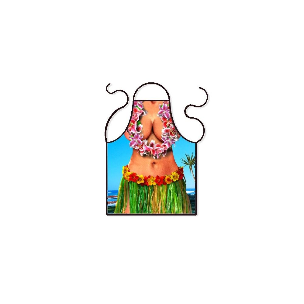 Zástěra - Hawaii girl
