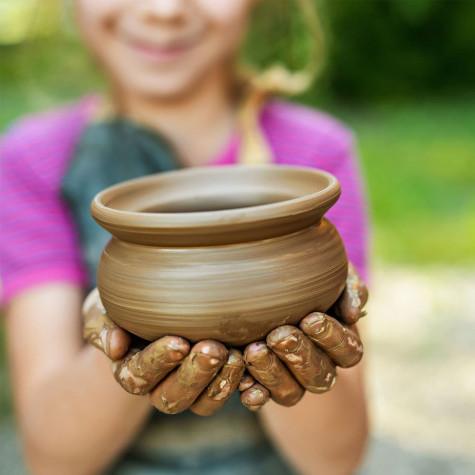 Dětská sada na keramiku