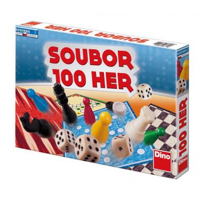 Dino Soubor 100 her rodinná hra