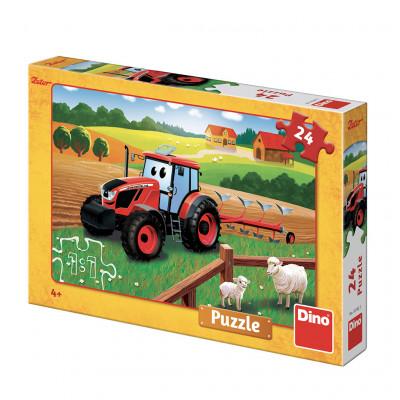 Dino Zetor: Orba puzzle 24 dílků