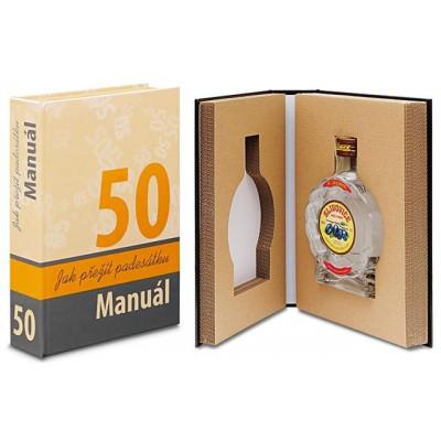 Léčivá kniha - 50, Manuál jak přežít padesátku