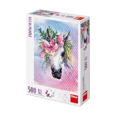 Dino Jednorožec puzzle 500XL dílků
